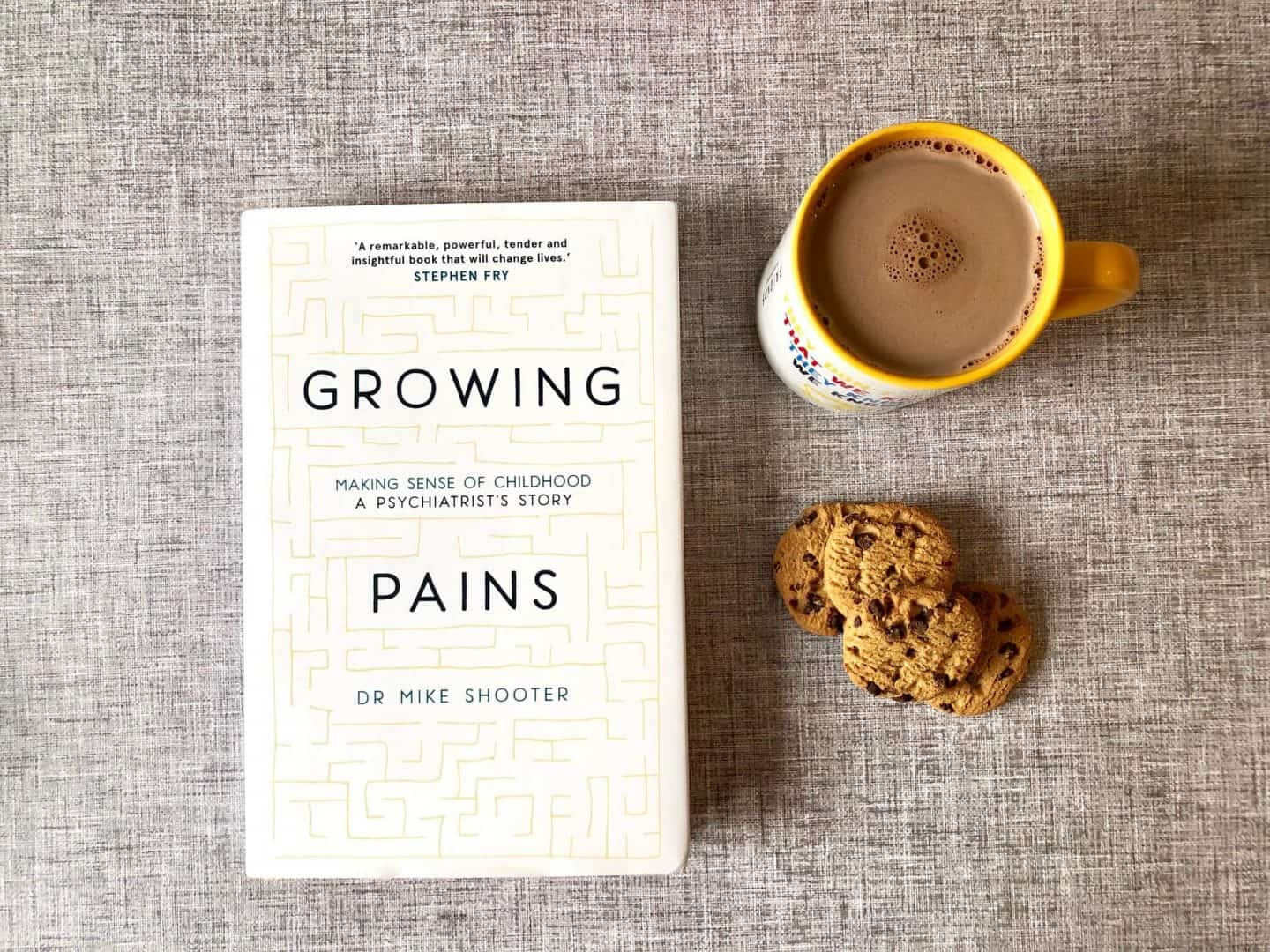 Growing Pains by Dr Mark Shooter