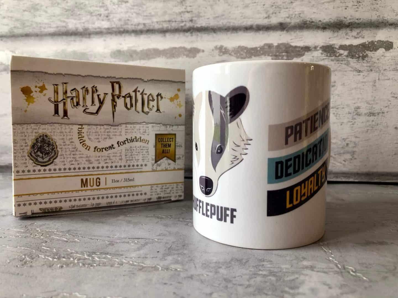 Harry Potter (Hufflepuff Traits) Ceramic Mug