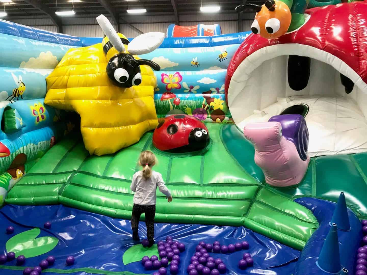 A Day Out In Manchester: Inflatanation Manchester Review