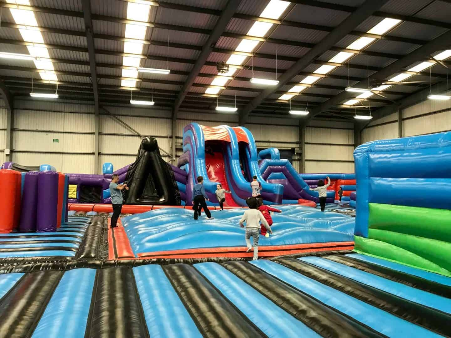 Inflatanation-adult area