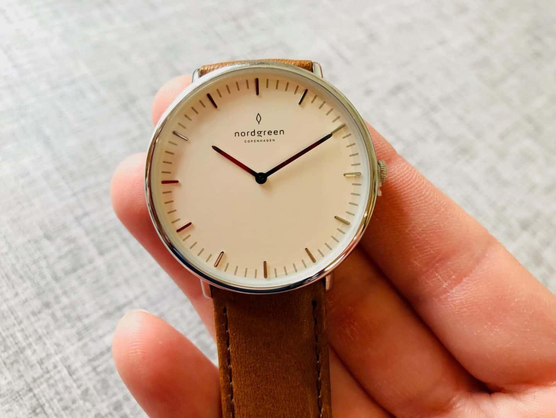Nordgreen-unisex-watch-in-hand