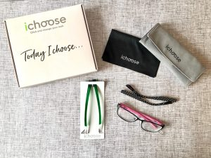 Prescription Glasses Online With a Difference - iChoose