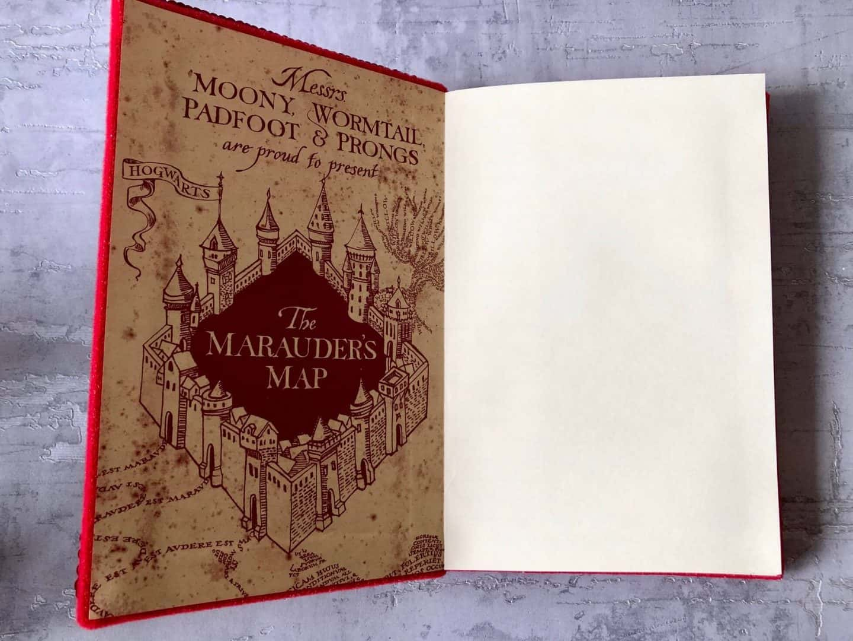 The-Marauders-Map-Notebook