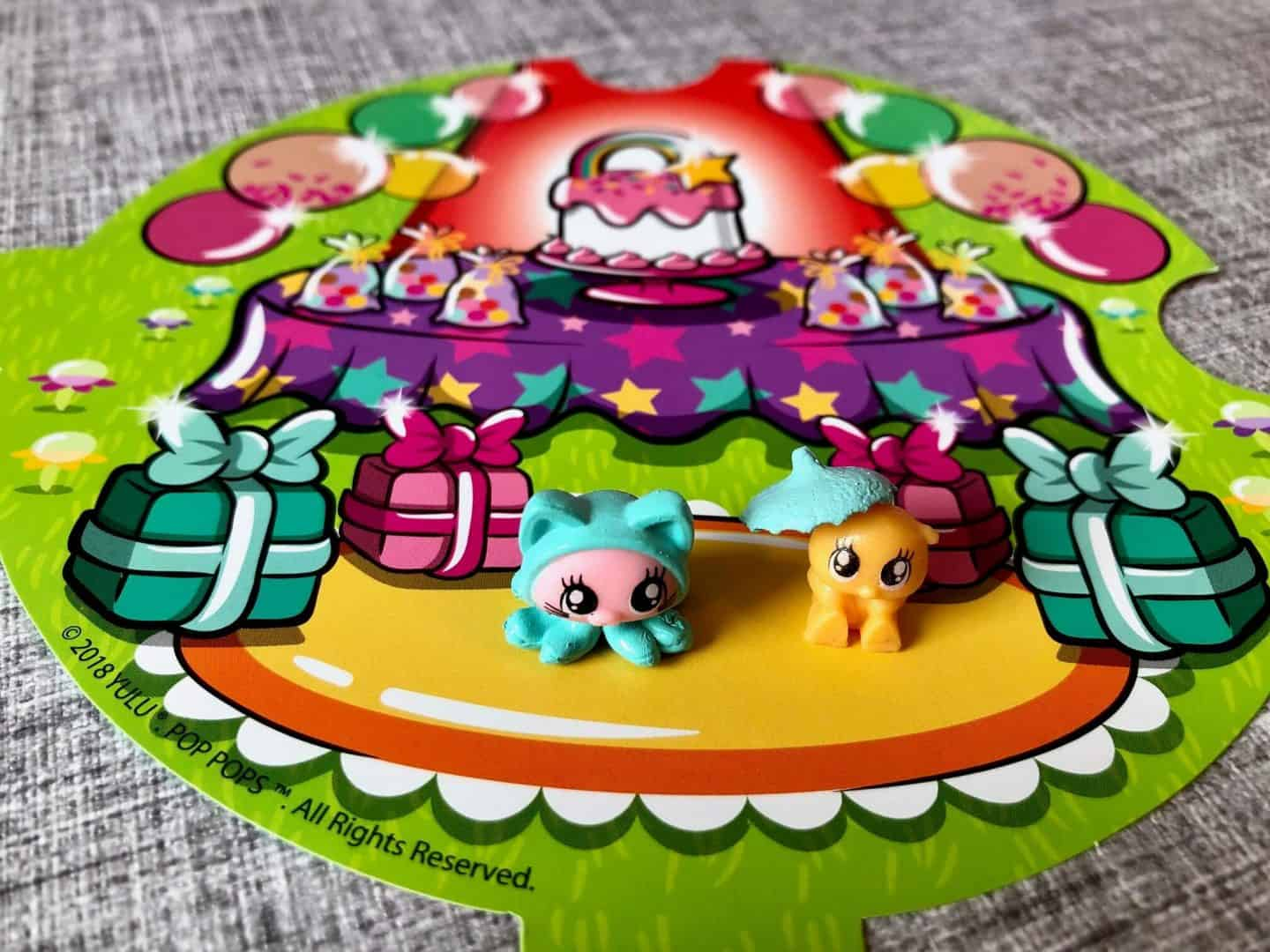 pop pops pets collectible review from yulu toys