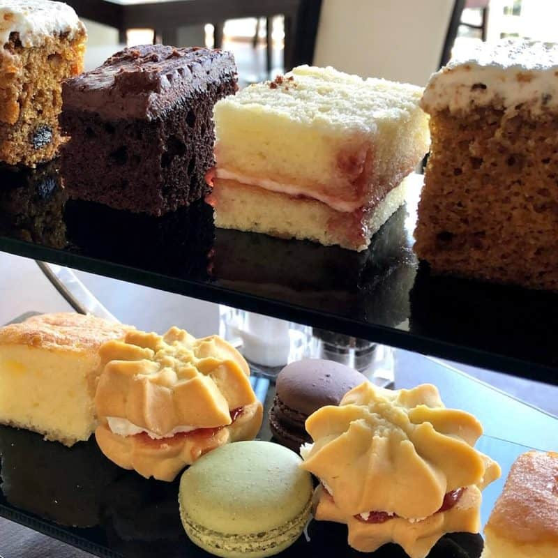Afternoon-Tea-cakes - what we enjoyed in June