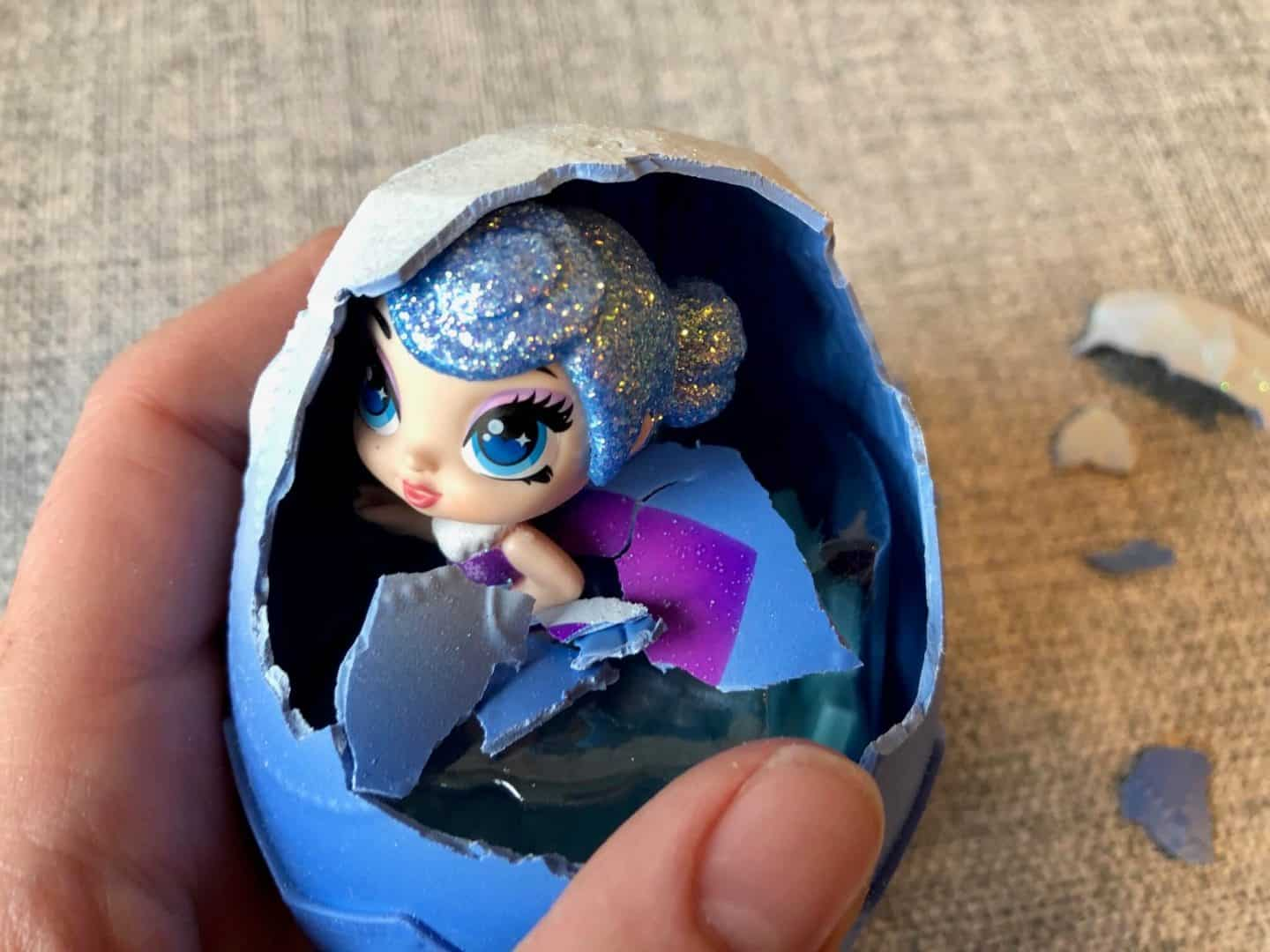 Hatching a Pixie Hatchimal