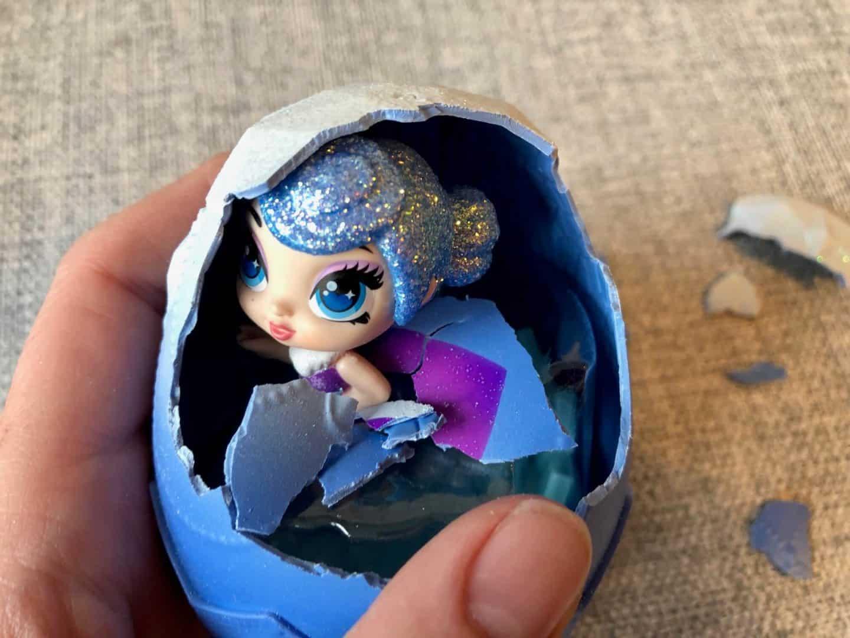 Hatching a Pixie Hatchimal