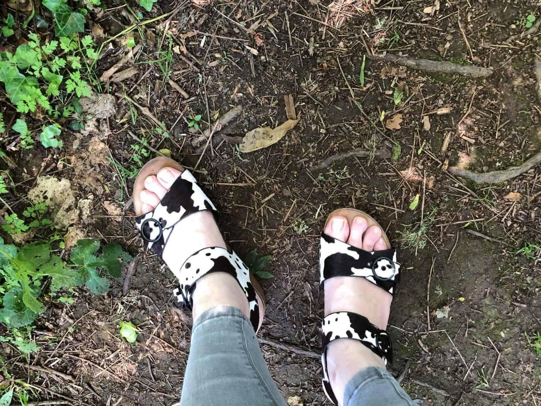 Hotter Tourist Sandals Review
