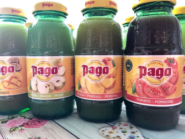 Pago Premium Fruit Juice