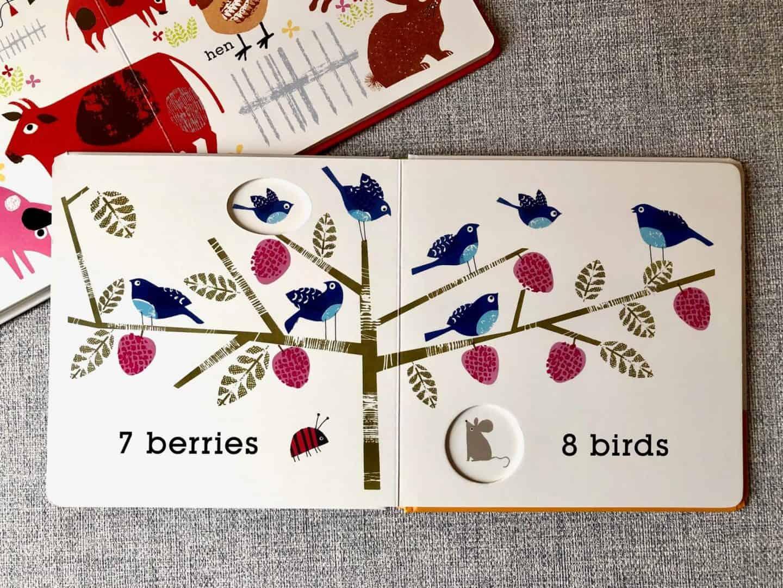 Peep Through Preschool books
