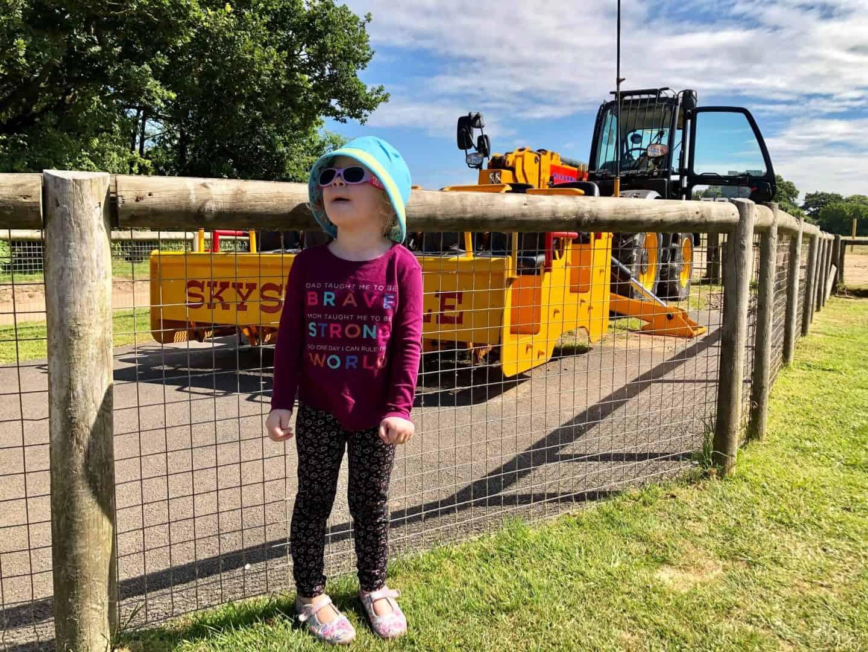 Diggerland Devon - Review