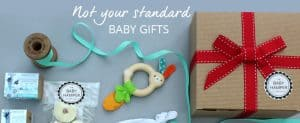 The Baby Hamper Company gifts