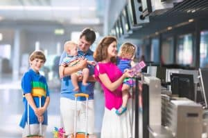 Top Tips for Travelling with Toddlers and Preschoolers