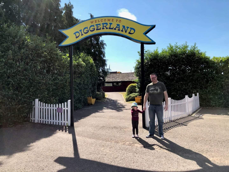 welcome to diggerland devon