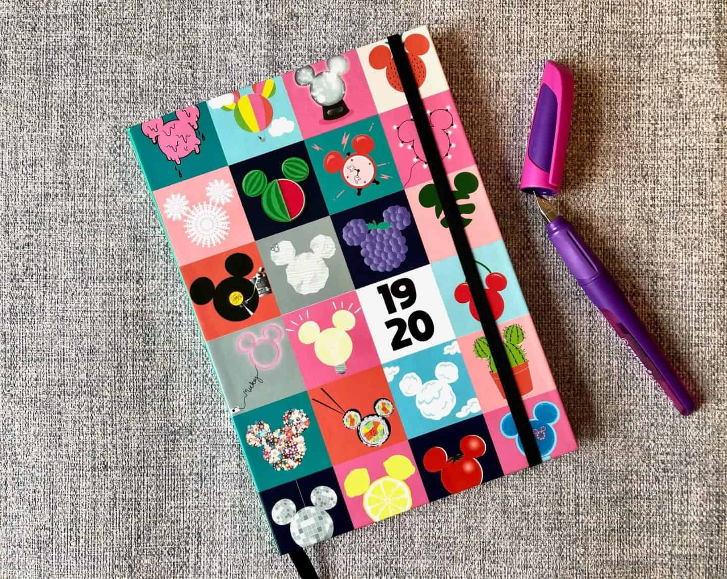 a5 mid year diary