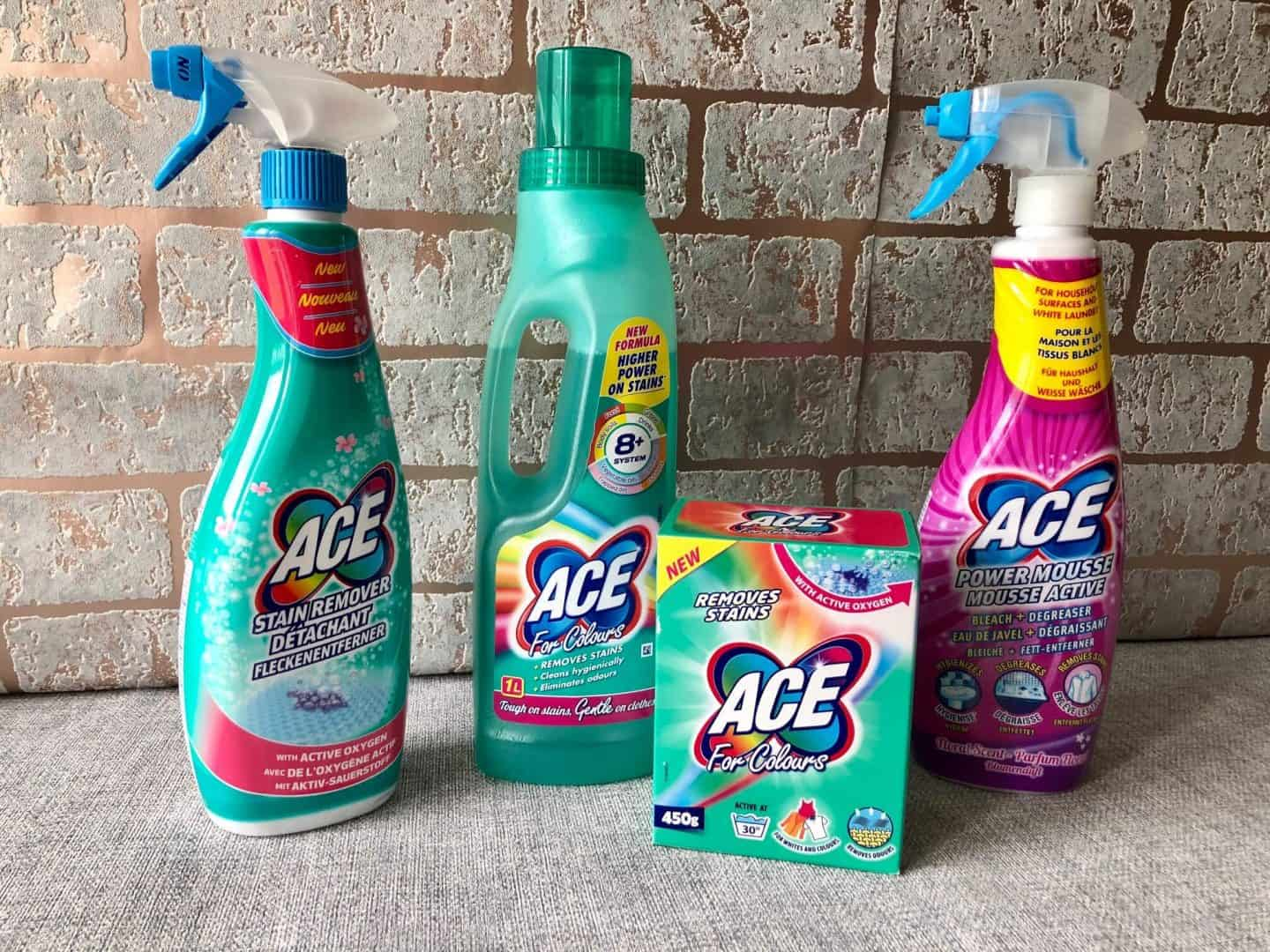 Back to School with ACE