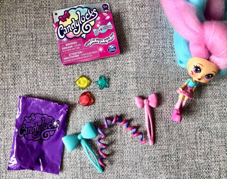 Candylocks dolls accessories