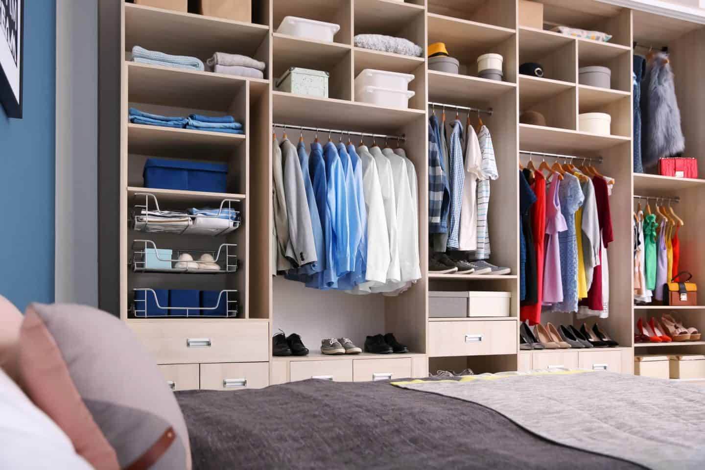 Furniture That Will Help to Keep the Family Home Tidy