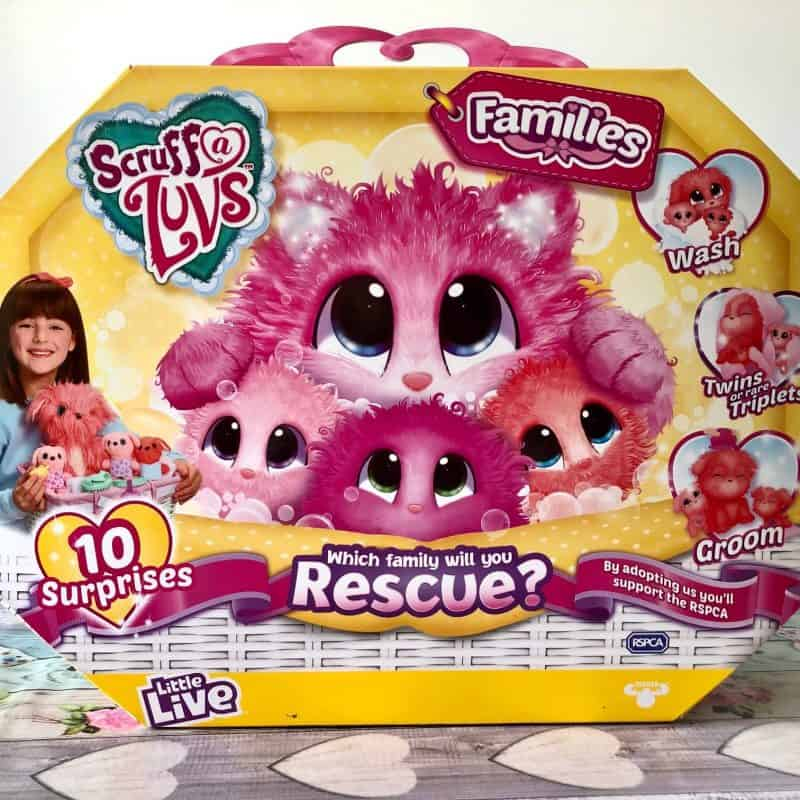 Scruff-A-Luvs Family - Rescue Pet Soft Toy Review