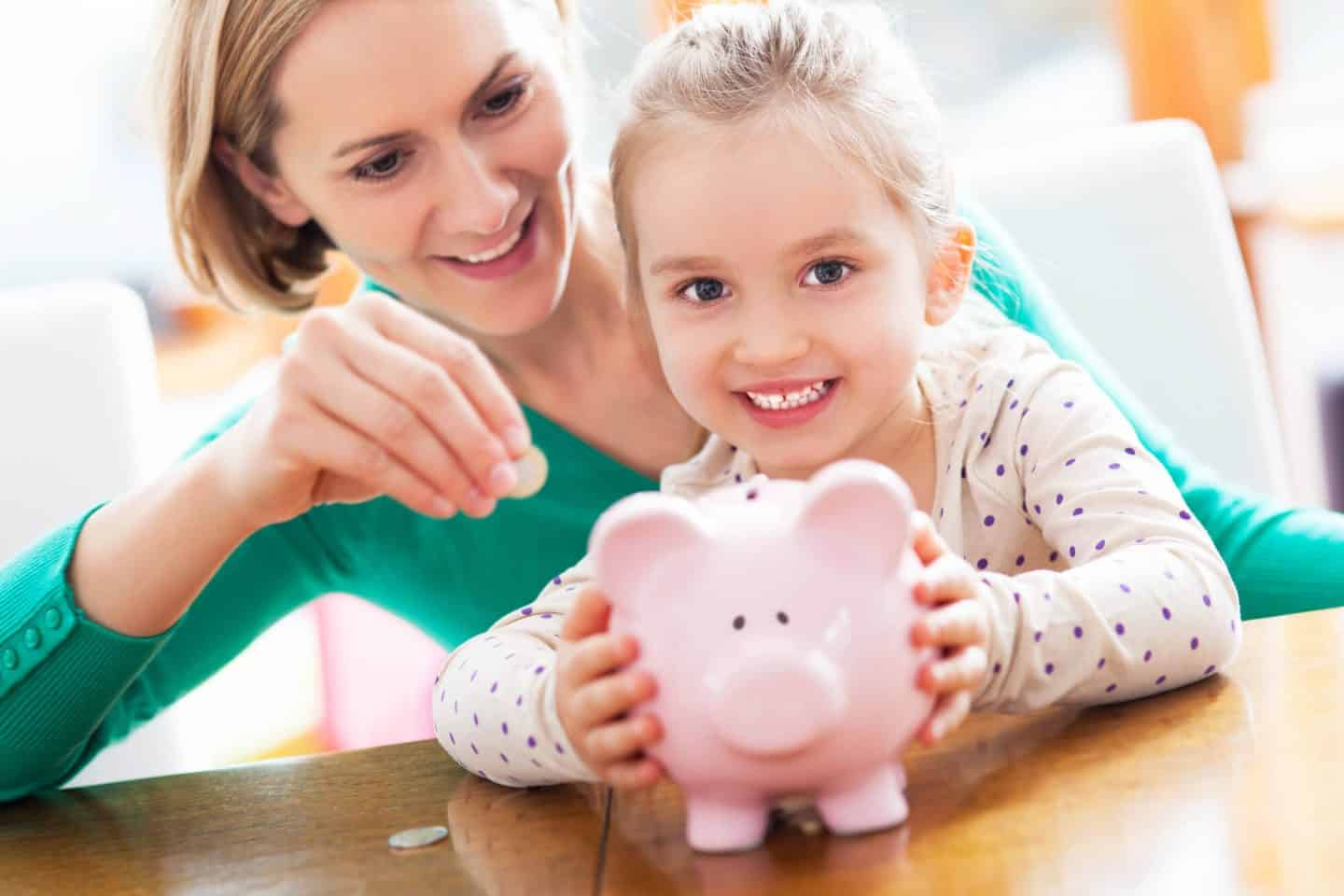 When do you need to start thinking about your child's finances