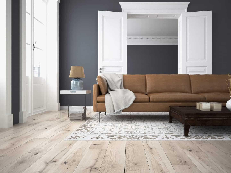 Carpet Or Hardwood Floors In The Living Room