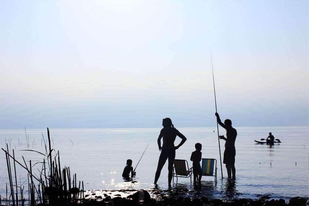planning a successful family fishing holiday