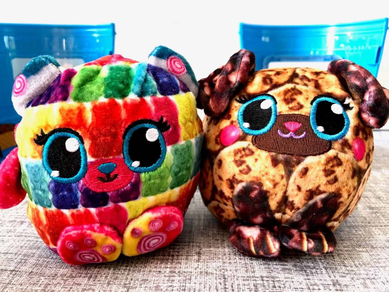 Bouncy Bear and Choco Pup