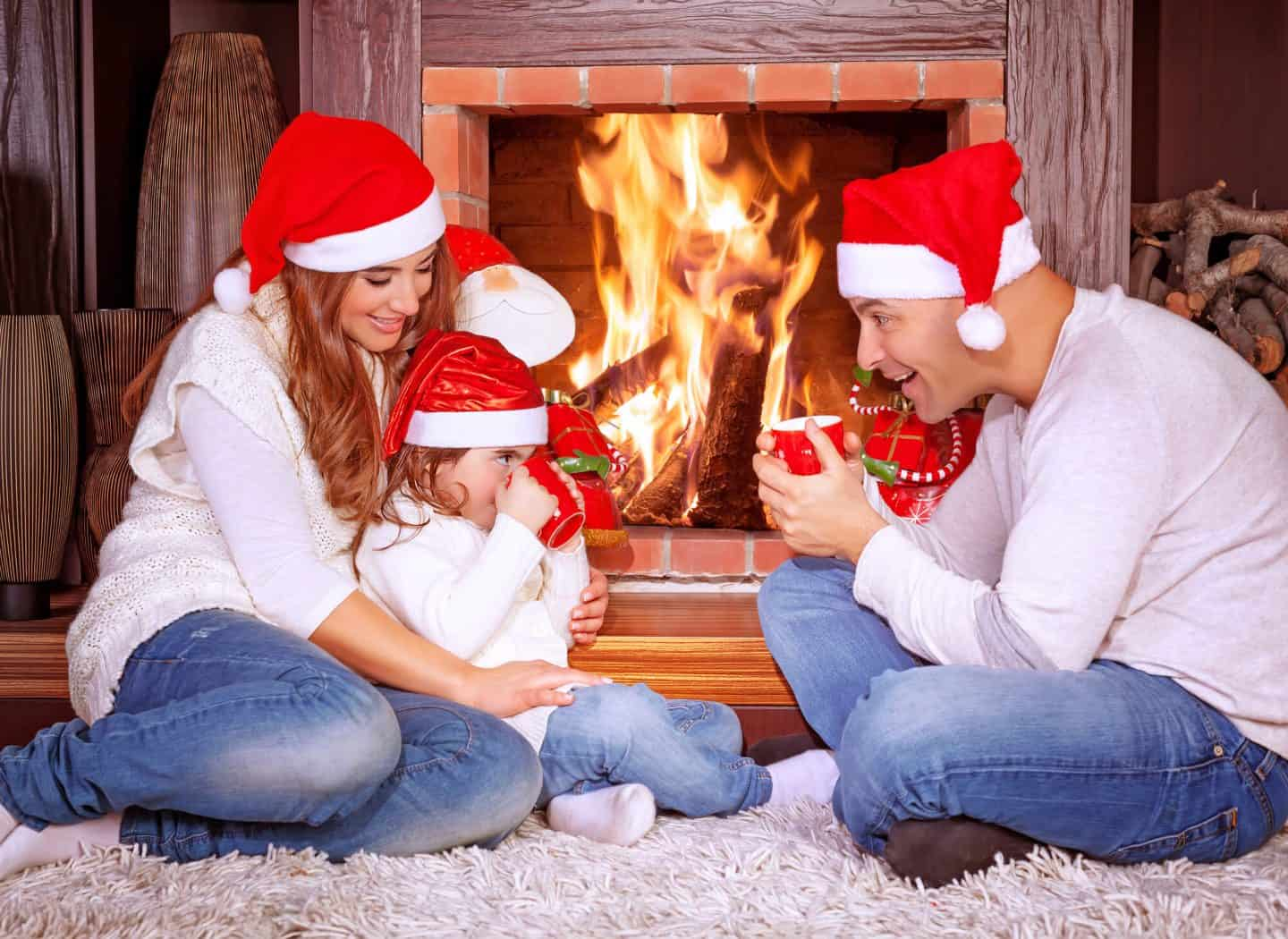 Top Christmas Destinations For New Parents