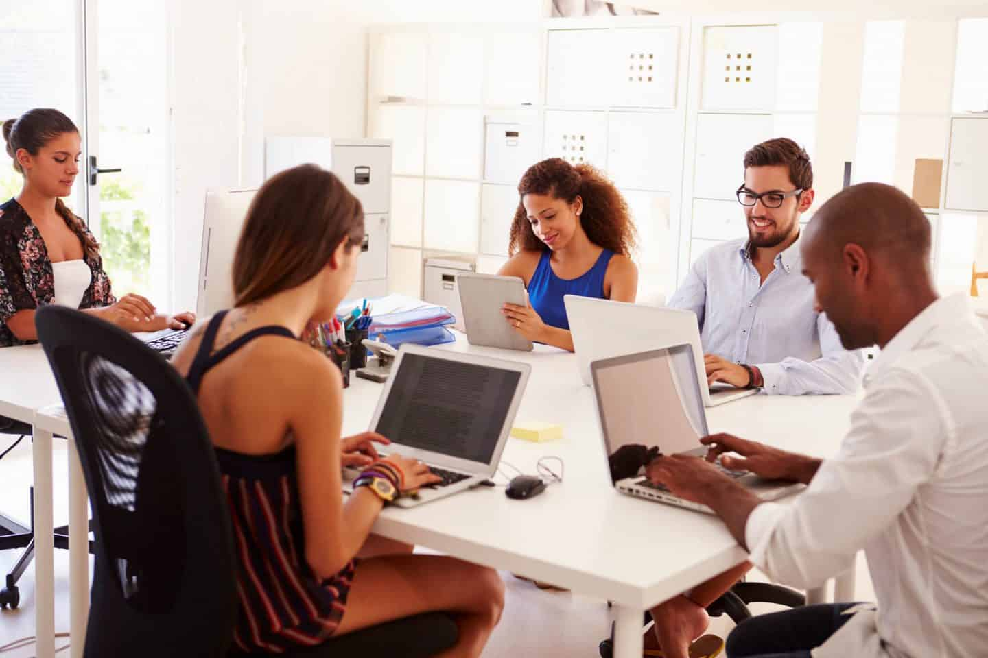 Coworking Connections - How To Network Effectively In A Shared Office Space