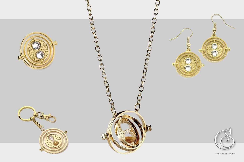 Time Turner Jewellery