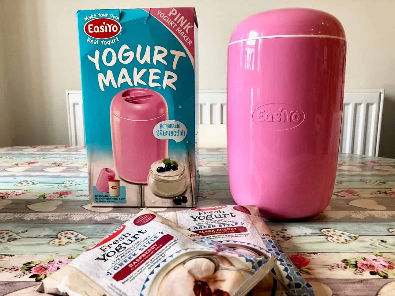 Pink EasiYo Yogurt Maker