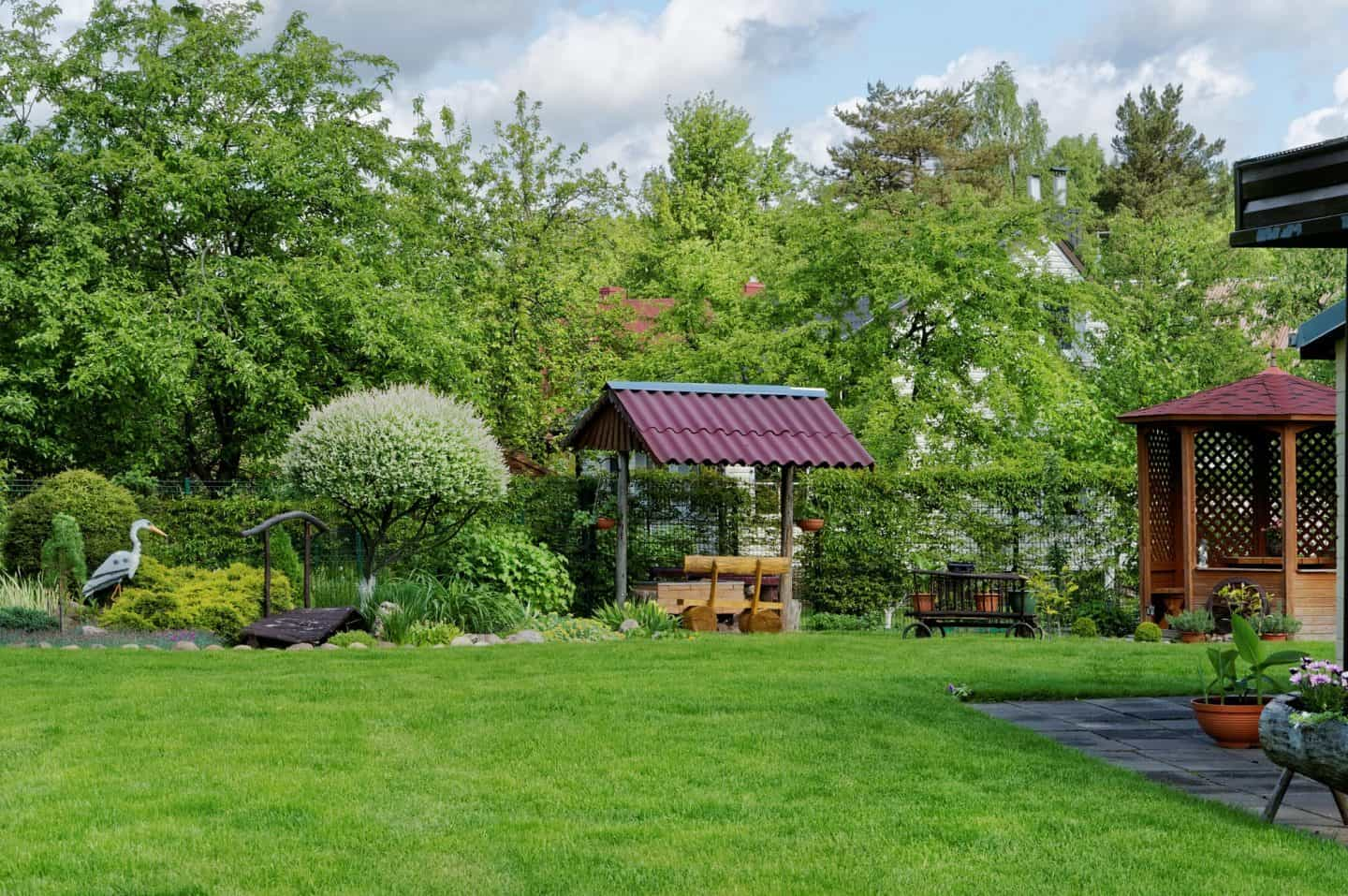 How Can A Garden Space Become More Peaceful?
