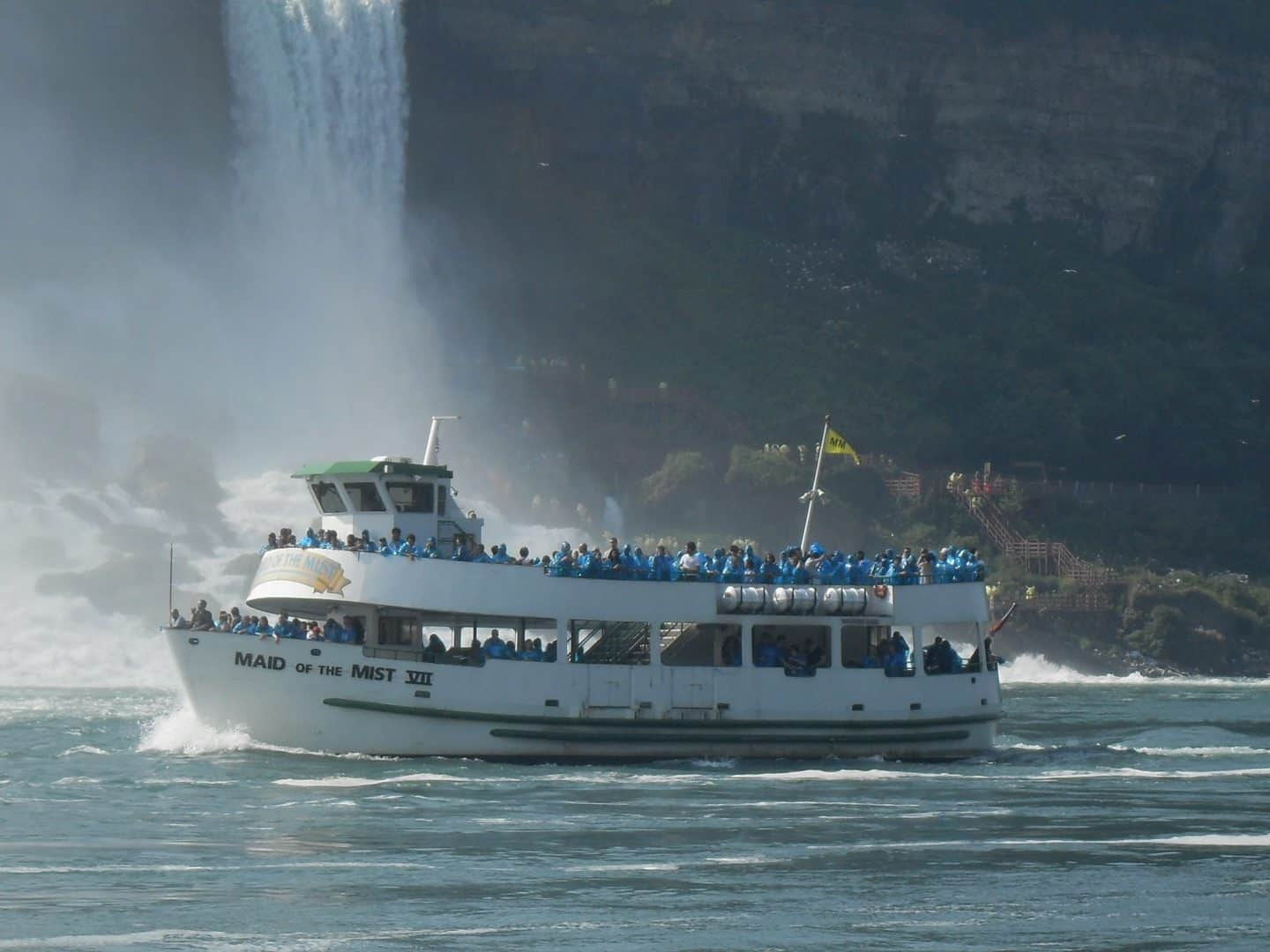 Taken on the Maid of the Mist