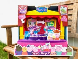 Peppa Pig Stage Playset Review