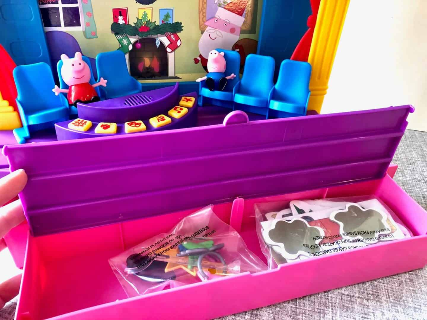 Peppa Pig Stage props