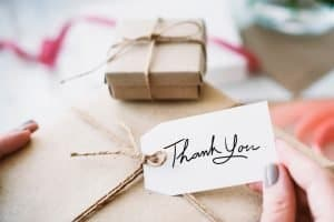 Timeless Thank You Gifts