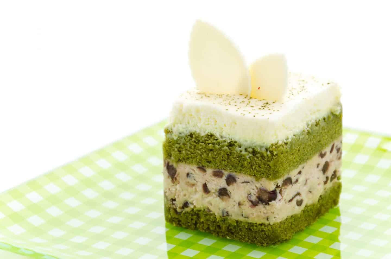 ways to enjoy matcha - matcha green tea cake