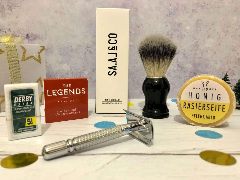 Classic Shaving Starter Kit Bonus