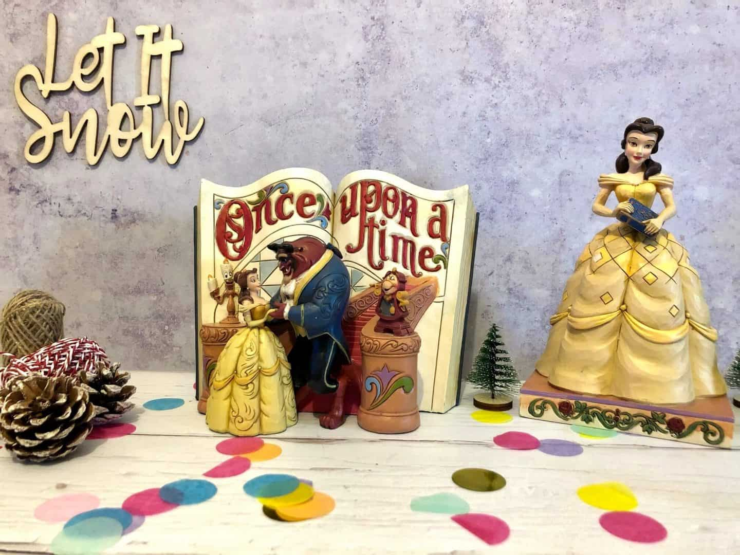 Disney Traditions - Beauty and the Beast Figurines