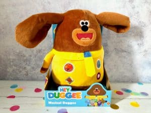 Musical Duggee Soft Toy Review - From Hey Duggee!