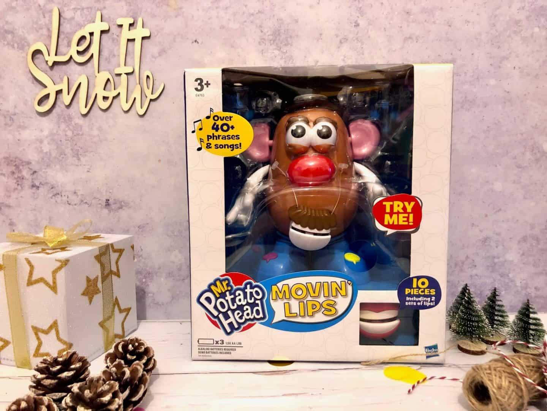 Playskool Mr.Potato Head Movin' Lips Talking Toy