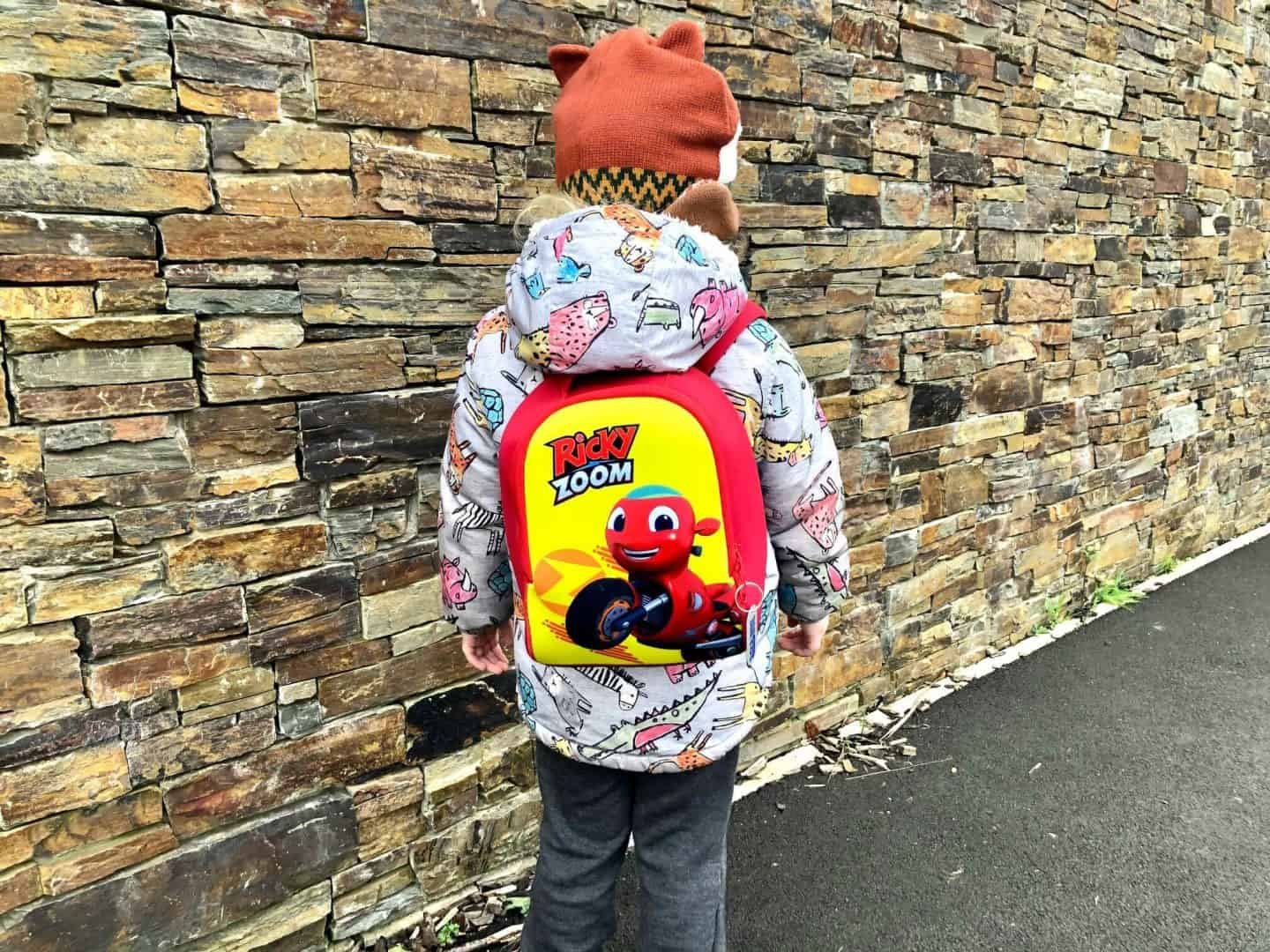 Ricky Zoom Backpack
