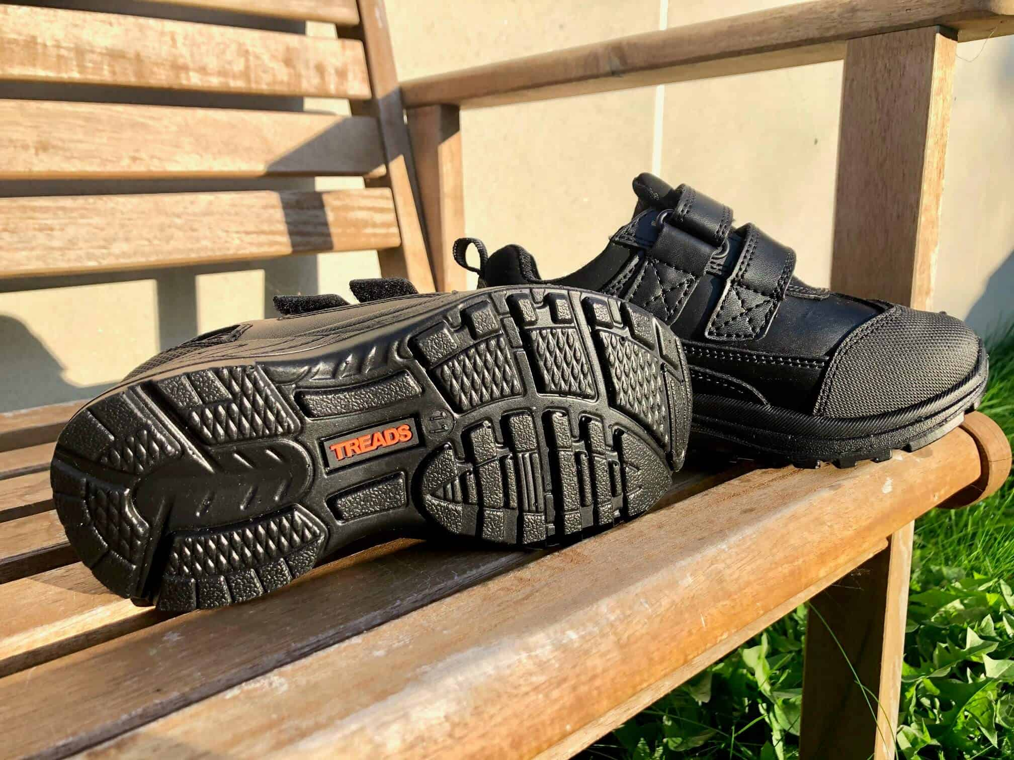 Treads School Shoes Review and Giveaway