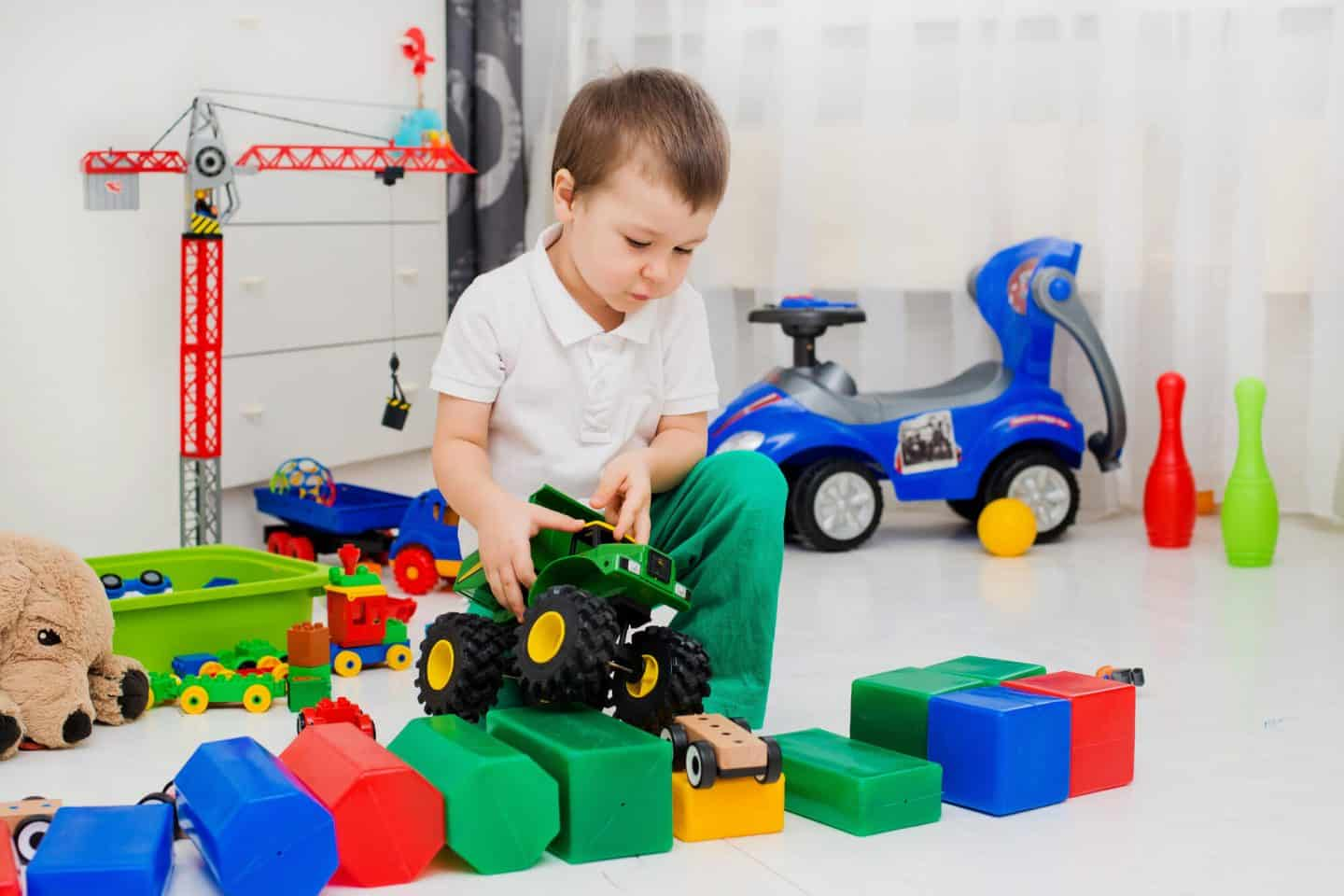 The Best Toys for Your Child's Development