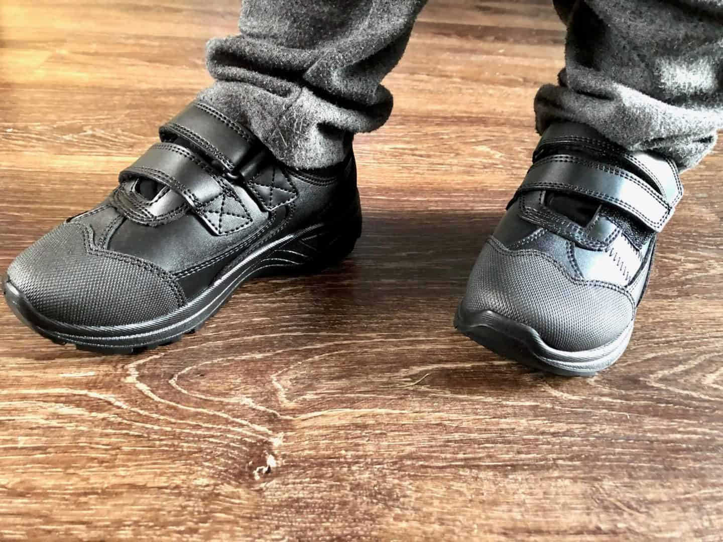 Treads Madrid School Shoes Review