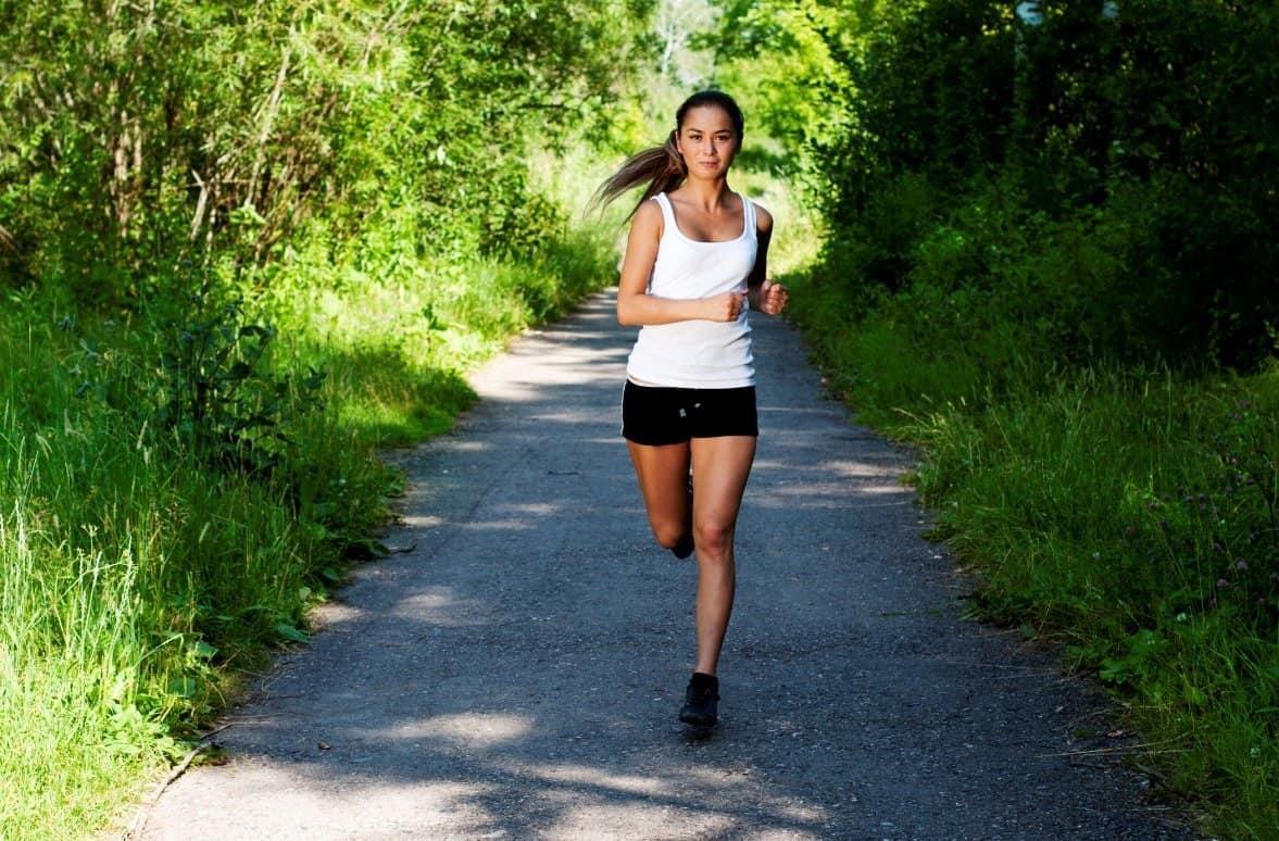 Women's running essentials