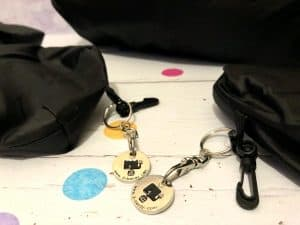 2Handy Products EzBags with trolley tokens