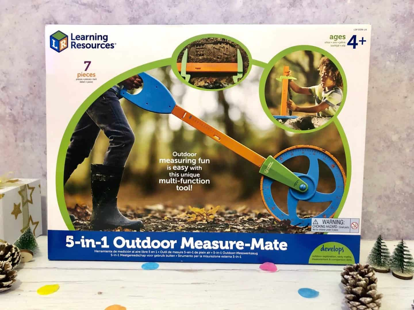5-in-1 Outdoor Measure-Mate from Learning Resources