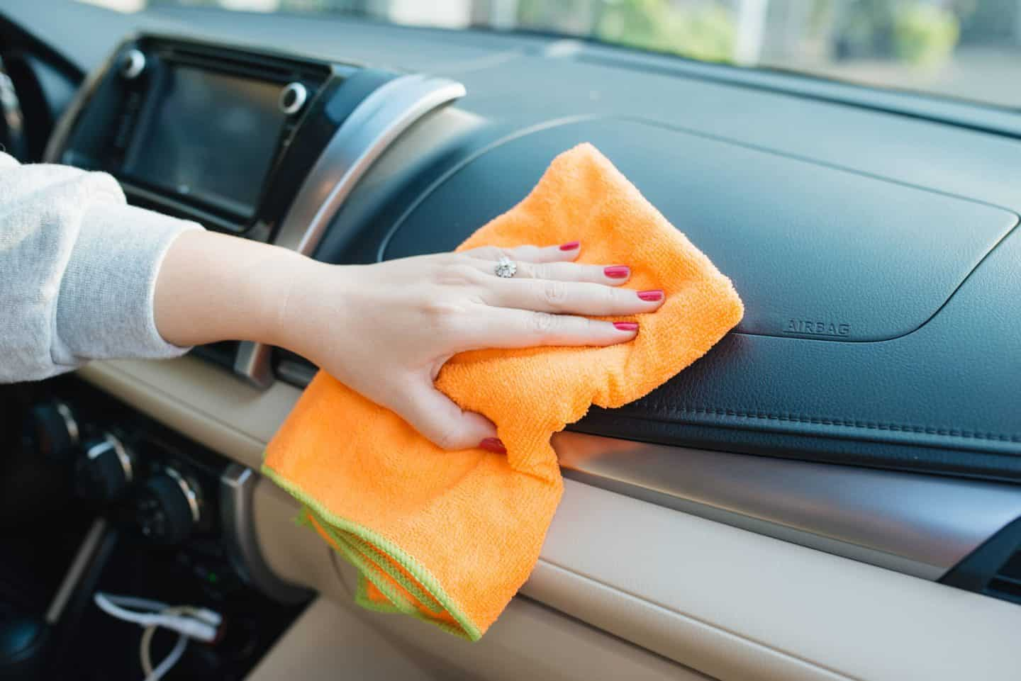 7 Tips For a Tidy Car Even With Kids