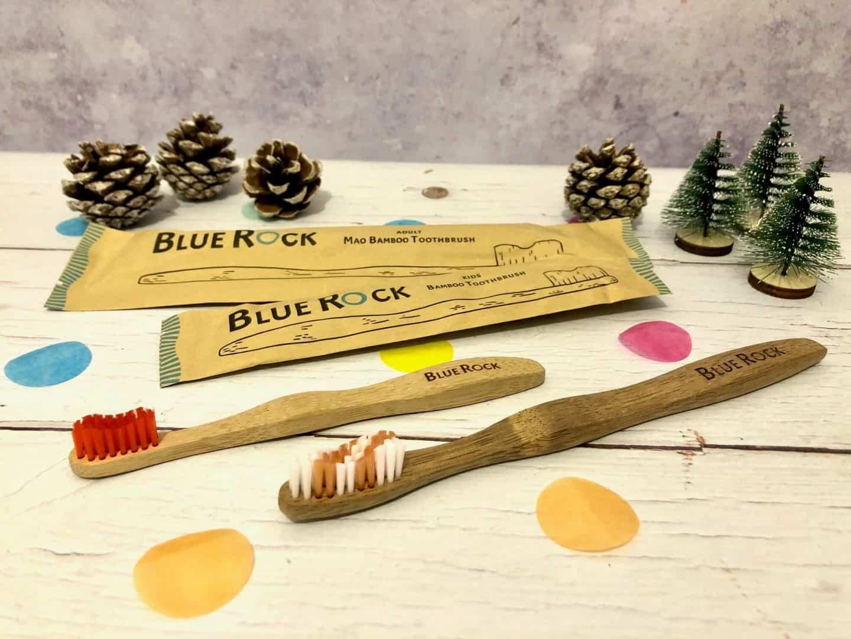 BlueRock Bamboo Toothbrush